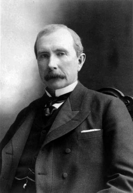Empreendedor agressivo, John D. Rockefeller lançou as bases da filantropia moderna