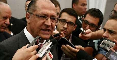 <p>Geraldo Alckmin (PSDB) conseguiu votos suficientes para acabar o pleito já no primeiro turno</p>