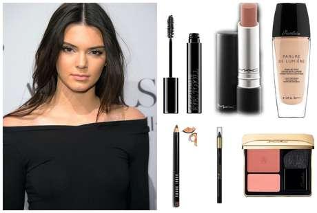 Copia el maquillaje de Kendall Jenner