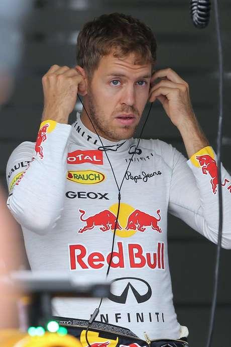 Sebastian Vettel não seguirá na Red Bull no próximo ano