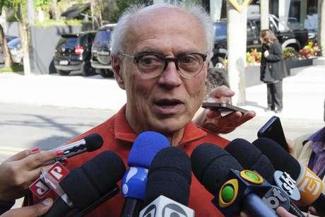 <p>O senador Eduardo Suplicy (PT-SP), em foto de outubro</p>