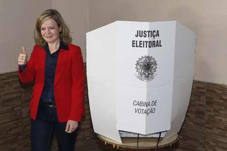 Gleisi Hoffmann recebeu R$ 1 milhão de esquema da Petrobras