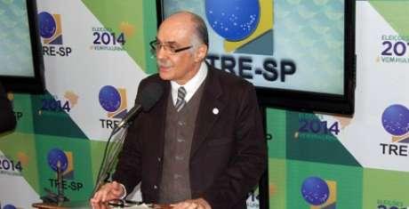 Presidente do TRE-SP fez boa avaliação das eleições do primeiro turno em São Paulo