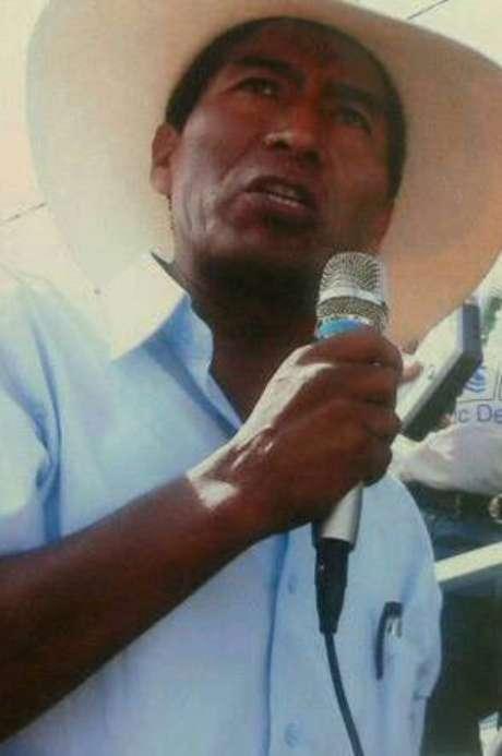 Richard Hitler Ale Cruz se hizo popular en Arequipa por su discurso antiminero.