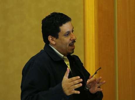 <p>Ahmed Awad ben Mubarak renunciou um dia ap&oacute;s tomar posse</p>