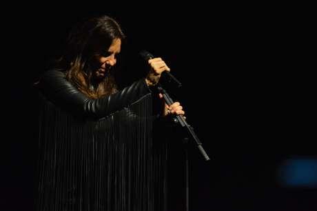Ivete Sangalo durante show em Recife