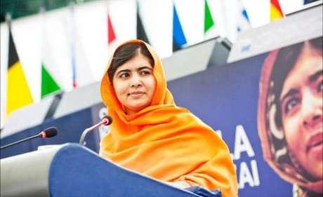 <p>Malala Yousafzai</p>