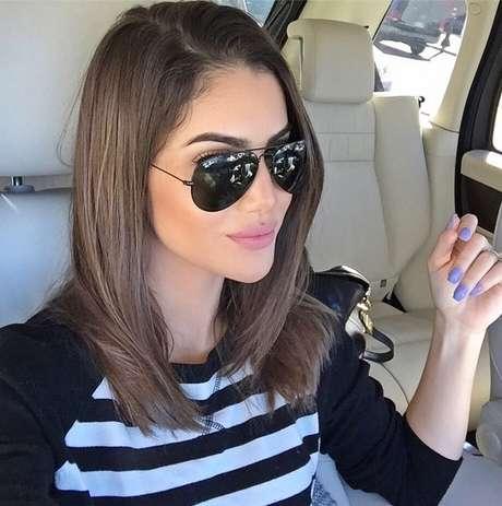 Camila Coelho muda novamente e deixa o médio moderno mais curto