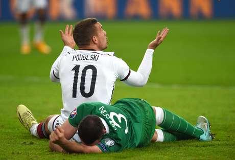 <p>Alemanha teve problemas no início das Eliminatórias</p>