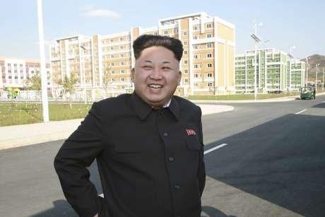 O líder supremo da Coreia do Norte reapareceu após 40 dias