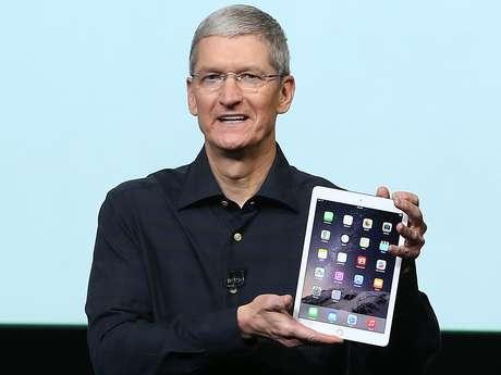 El gigante tecnológico Apple presentó hoy su tableta más delgada hasta la fecha, el iPad Air 2, así como una versión renovada de su iPad Mini 3 y un iMac de mayor resolución