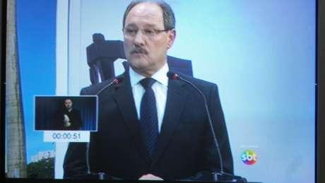 José Ivo Sartori, candidato do PMDB ao governo gaúcho