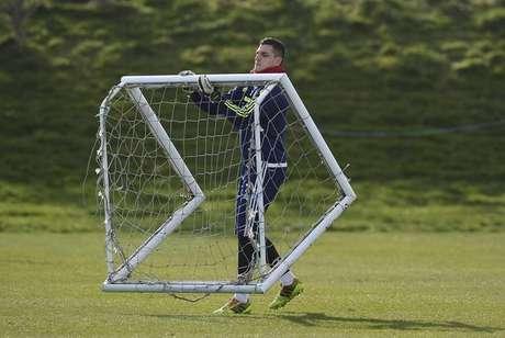 Goleiro do Sunderland Vito Mannone em foto de arquivo. 26/02/2010