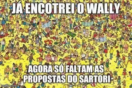 RS: memes ironizam fala de Sartori sobre piso de professores