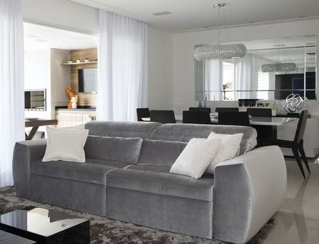 terra decora ajuda leitora a renovar sala de jantar e tv. Black Bedroom Furniture Sets. Home Design Ideas