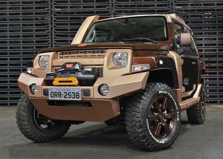 <p>Com equipamentos exclusivos, modelo será apresentado no Salão do Automóvel</p>