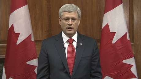 Premiê canadense homenageou junto dos parlamentares o soldado morto e o chefe de segurança do Parlamento