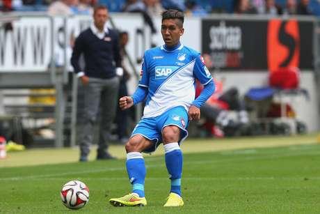 <p>Revelação do Campeonato Alemão, Firmino alcançou 16 gols e 12 assistências na última temporada</p>