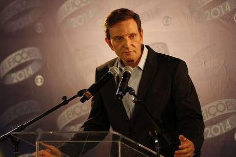 <p>Marcelo Crivella (PRB), que disputou 2º turno para governo do Rio,é sobrinho dobispo Edir Macedo</p>