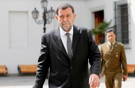 Gobierno invoca ley antiterrorista en muerte de landskron for Subsecretario del interior