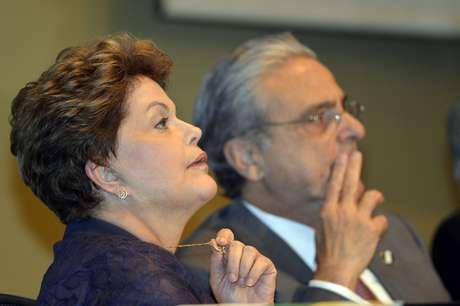 <p><strong>Brasília (DF), 30 de julho:</strong>Dilma Rousseff participa dediálogo da Indústria com candidatos à Presidência da República</p>