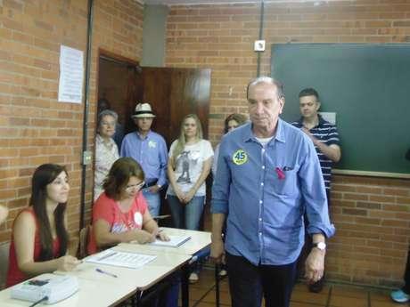 <p>Houve um assalto aos cofres públicos; a Petrobras foi dominada por uma organização criminosa comanda pelo PT, disse Nunes Ferreira</p>