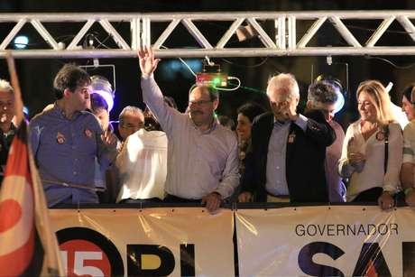 <p>Pol&iacute;tico foi eleito novo governador do Rio Grande do Sul</p>