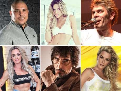<p>Celebridades que apoiaram Aécio Neves (PSDB) reclamaram após o resultado das eleições</p>