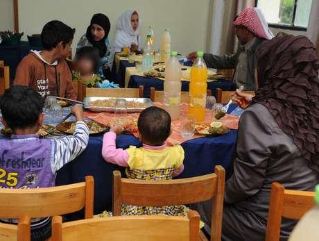 <p>Refugiados sírios começarão a viver em casas cedidas por cidadãos uruguaios no fim de novembro</p>