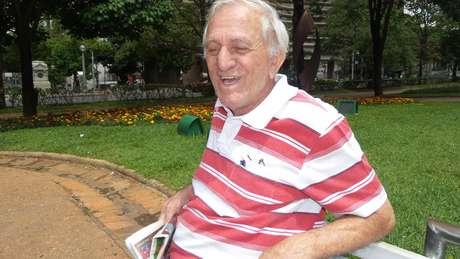 <p>João Gomes, aposentado</p>