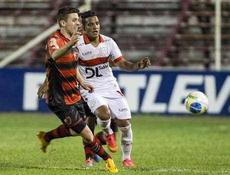 Portuguesa realizou partida apática no Estádio dos Amaros