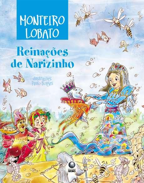 <p>Reinações de Narizinho apresenta os principais personagens do Sítio do Picapau Amarelo</p>