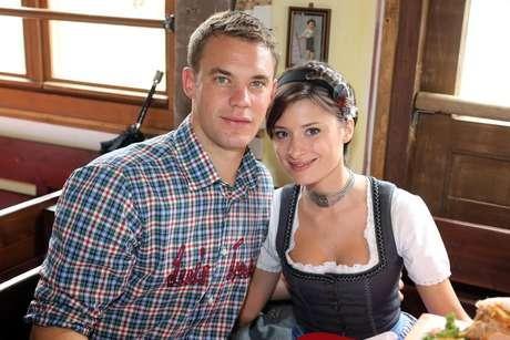 Manuel Neuer terminou namoro com Kathrin Gilch