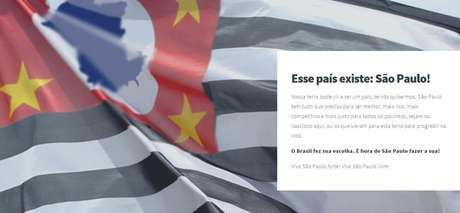 <p>Imagem de reprodu&ccedil;&atilde;o do site &quot;S&atilde;o Paulo Livre&quot;</p>