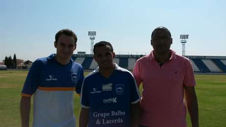 <p>Piau&iacute; iria disputar o Campeonato Paulista 2015 pelo Rio Claro</p>