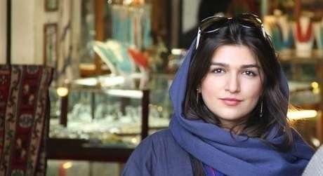 Ghoncheh Ghavami, 25 anos, foi condenada no Irã por tentar assistir a uma partida da Liga Mundial de vôlei masculino