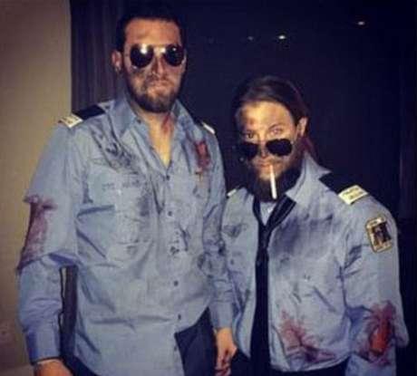 Fantasias de Halloween relacionadas aos desastres aéreos causaram polêmica