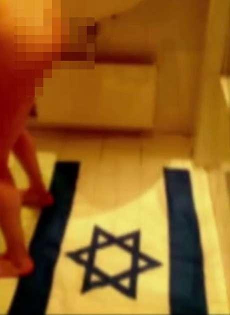 <p>Natali Cohen Vaxberg foi detida devido ao vídeo</p>