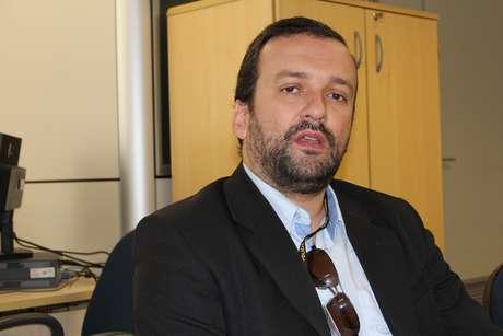 <p>Delegado da Polícia Federal Rafael França, que trabalha na repressão de crimes contra pedofilia</p>
