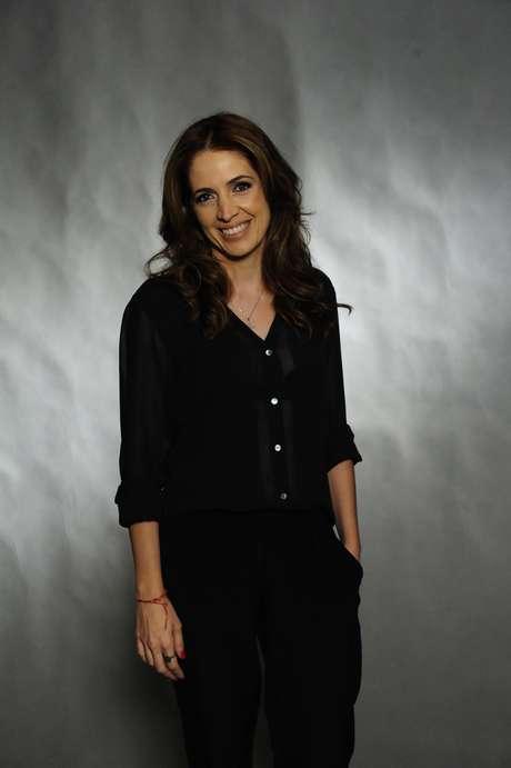 <p>Poliana Abritta &eacute; a nova apresentadora do Fant&aacute;stico</p>