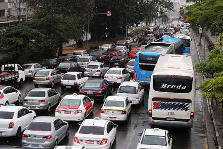 <p>Empresa coleta dados de trânsito em todo o Brasil</p>