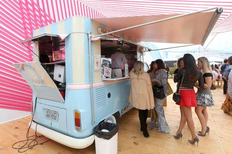 <p>Não há como negar que os food trucks estão na moda em São Paulo. Não é de se estranhar, então, que eles também estejam presentes no maior evento fashion do País, o SPFW, que acontece de 03 a 07 de novembro no Parque Cândido Portinari, na capital paulista</p>