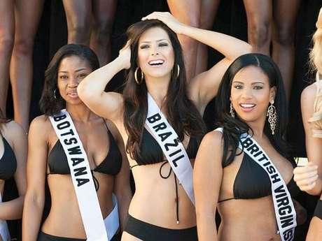 Débora Lyra foi Miss Brasil em 2014