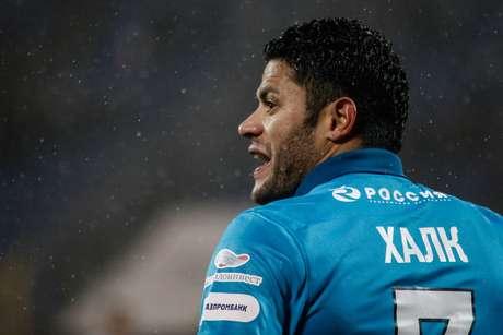 <p>Hulk renovou seu contrato com o Zenit</p>