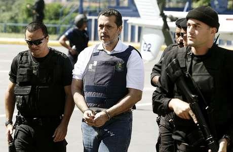 <p>João Arcanjo Ribeiro responde por crimes financeiros e também homicídio</p>