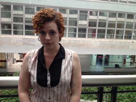 "Ana Luiza Cunha, do coletivo feminista Geni, de apoio às vítimas de abuso. ""Estamos lidando com pessoas que supostamente integram a elite intelectual brasileira"""