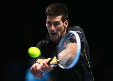 Novak Djokovic derrotou o suíço Stanislas Wawrinka