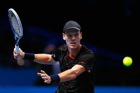 Tomas venceu Cilic em segunda rodada do ATP Finals