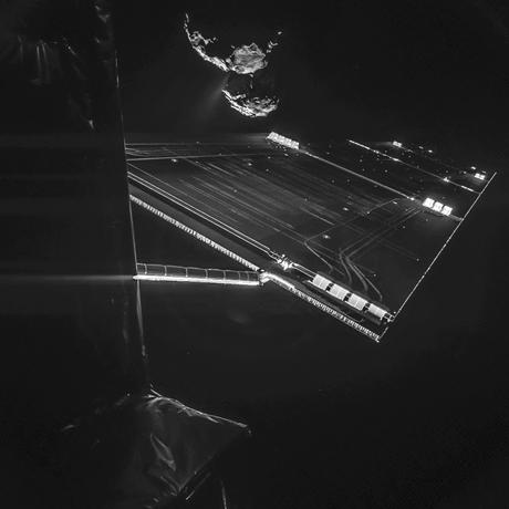 Veja imagens do robô Philae na superfície do cometa