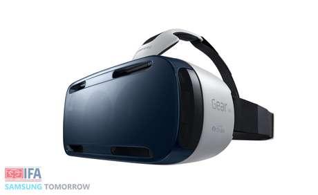Gear VR terá preço inicial de US$ 200 (aproximadamente R$ 510) apenas com o aparelho